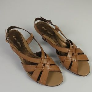 Naturalizer Strappy Sandals Perth 8 M